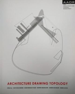 Architecture Drawing Topology by Ross Hyams