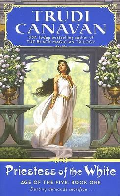 Priestess of the White by Trudi Canavan