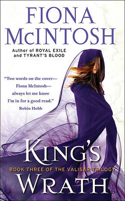 King's Wrath book
