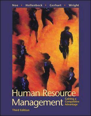 Human Resource Management: AND PowerWeb by Barry A. Gerhart