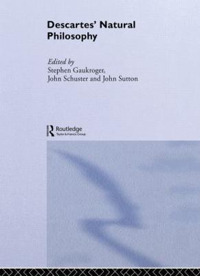 Descartes' Natural Philosophy book