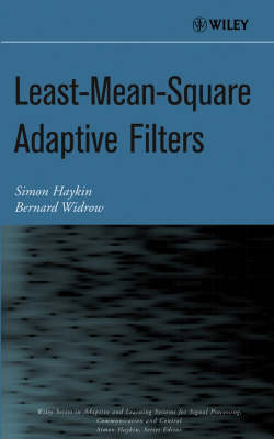 Least-Mean-Square Adaptive Filters by Simon Haykin