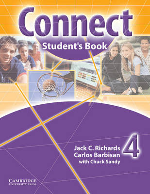 Connect Student Book 4 by Jack C. Richards