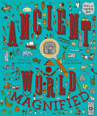 Ancient World Magnified book