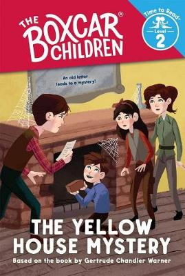 The Yellow House Mystery by Gertrude Chandler Warner