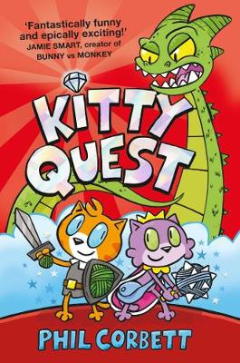 Kitty Quest book