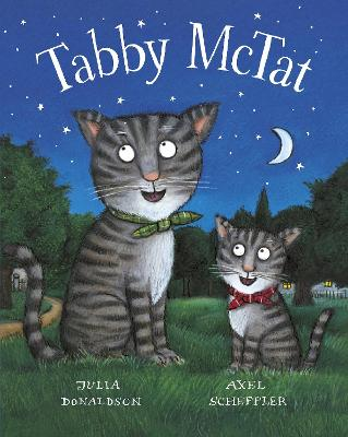 Tabby McTat Gift-edition by Julia Donaldson