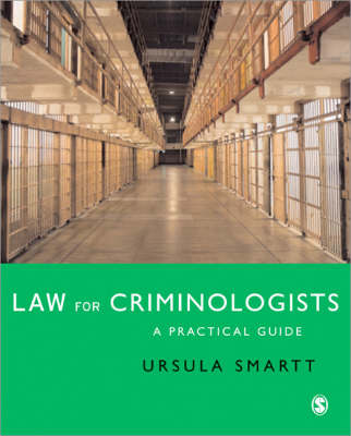 Law for Criminologists book