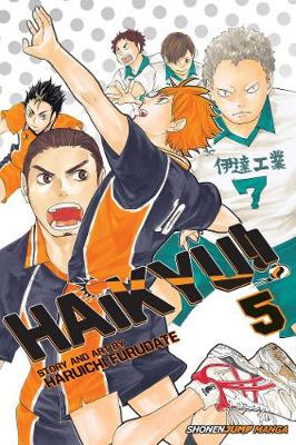 Haikyu!!, Vol. 5 book