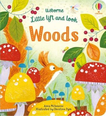 Little Lift and Look Woods book