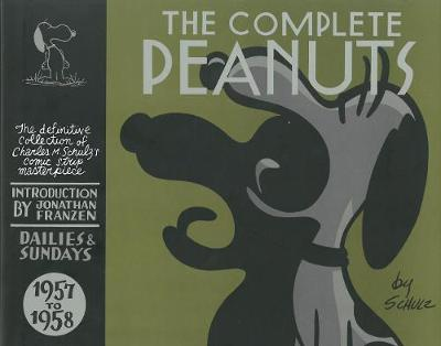 The Complete Peanuts 1957-1958 by Charles M. Schulz