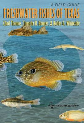 Freshwater Fishes of Texas book