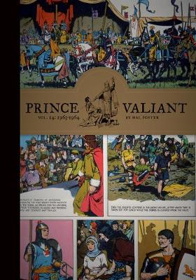 Prince Valiant Vol. 14: 1963-1964 by Hal Foster