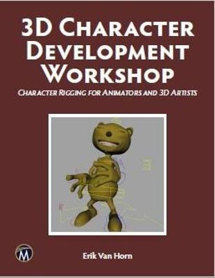 3D Character by Erik Van Horn