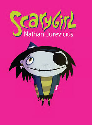 Scarygirl book