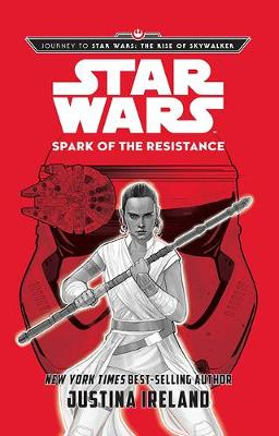 Star Wars: The Spark of the Resistance book