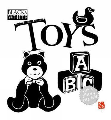 Black & White Toys book