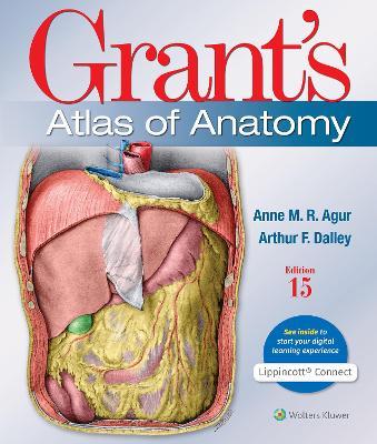 Grant's Atlas of Anatomy by Anne M. R. Agur