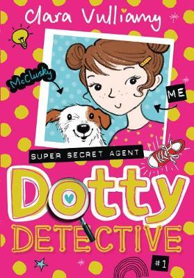 Dotty Detective book