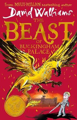 The Beast of Buckingham Palace by David Walliams