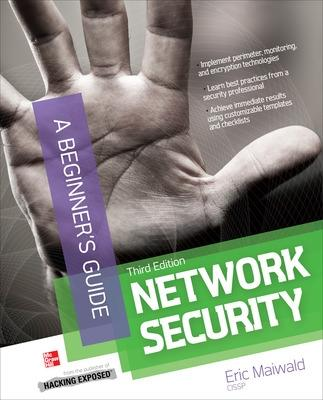 Network Security A Beginner's Guide, Third Edition book