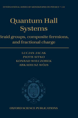 Quantum Hall systems book