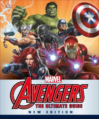 Marvel Avengers Ultimate Guide New Edition book