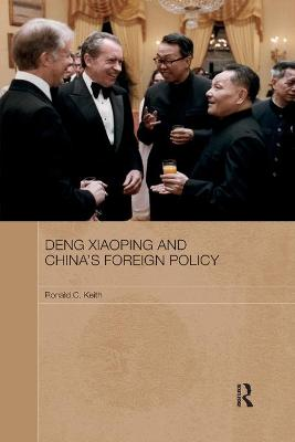 Deng Xiaoping and China's Foreign Policy book