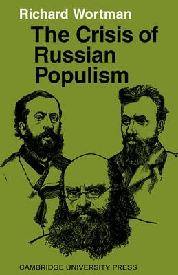 Crisis of Russian Populism book