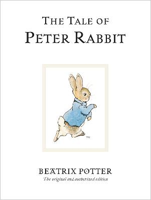 Tale Of Peter Rabbit by Beatrix Potter
