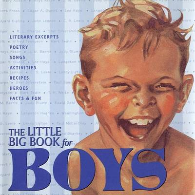 The Little Big Book for Boys by Alice Wong