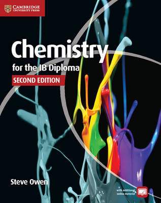 Chemistry for the IB Diploma Coursebook by Steve Owen
