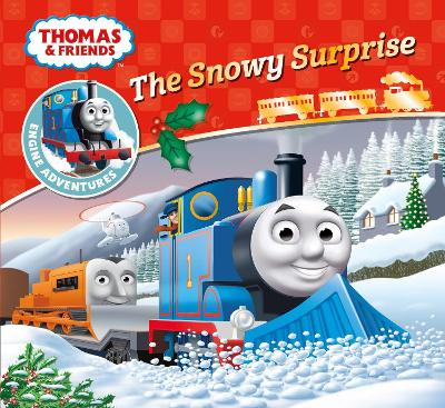 Thomas & Friends: The Snowy Surprise by Egmont Publishing UK