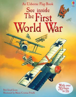 See Inside First World War by Rob Lloyd Jones