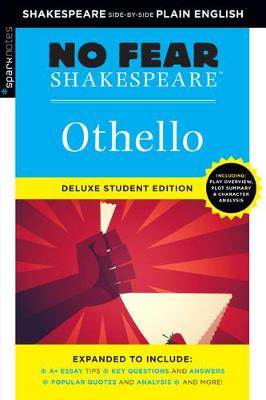 Othello: No Fear Shakespeare Deluxe Student Edition by Sparknotes