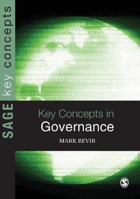 Key Concepts in Governance by Mark Bevir