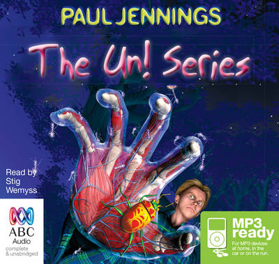 The Un Series by Paul Jennings