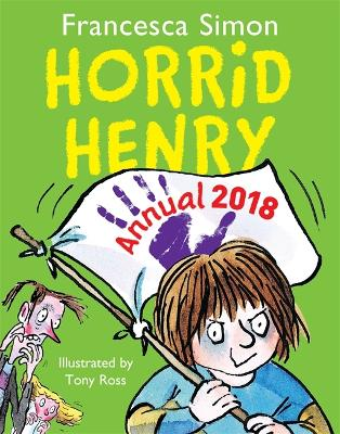 Horrid Henry's Annual 2018 book