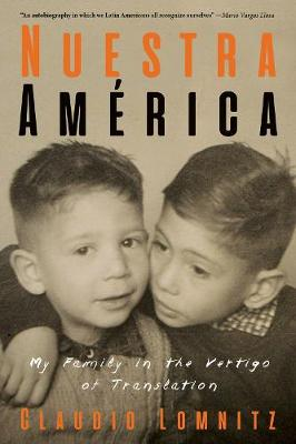 Nuestra America book