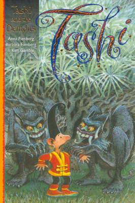 Tashi and the Demons by Anna Fienberg