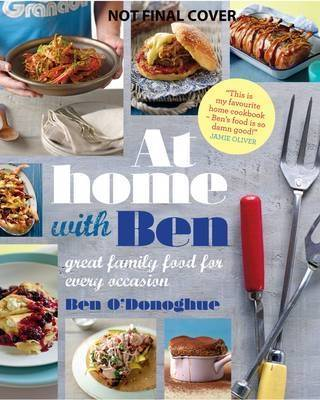 At Home With Ben book