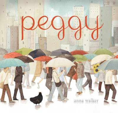 Peggy by Anna Walker