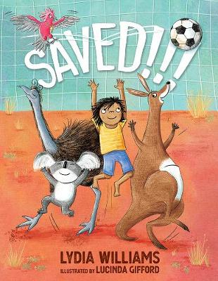 Saved!!! by Lydia Williams