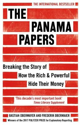 The Panama Papers by Frederik Obermaier