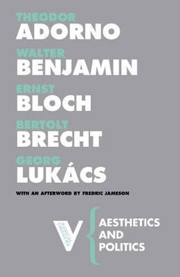 Aesthetics and Politics by Theodor W. Adorno