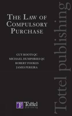 Law of Compulsory Purchase book