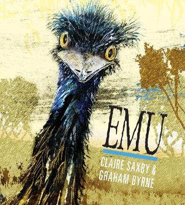Emu by Graham Byrne