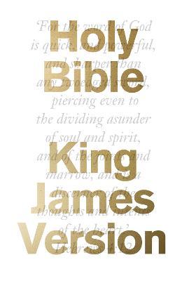The Bible: King James Version (KJV) by