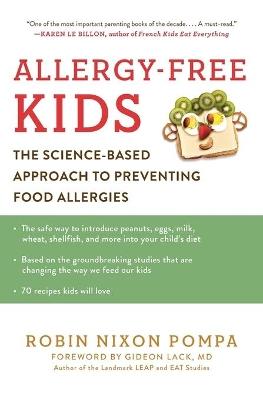 Allergy-Free Kids by Robin Nixon Pompa