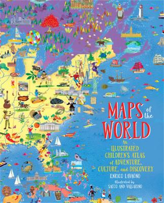 Maps of the World by Enrico Lavagno